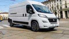 Fiat E-Ducato 2021, il nuovo furgone elettrico. Autonomia, prezzi
