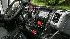 Fiat E-Ducato 2021, interni, l'abitacolo