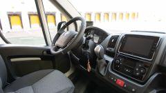 Fiat E-Ducato 2021, interni
