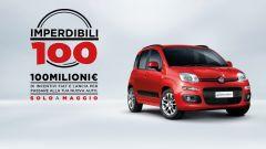 Fiat e Lancia: per acquisto auto a maggio 100 milioni di euro di incentivi