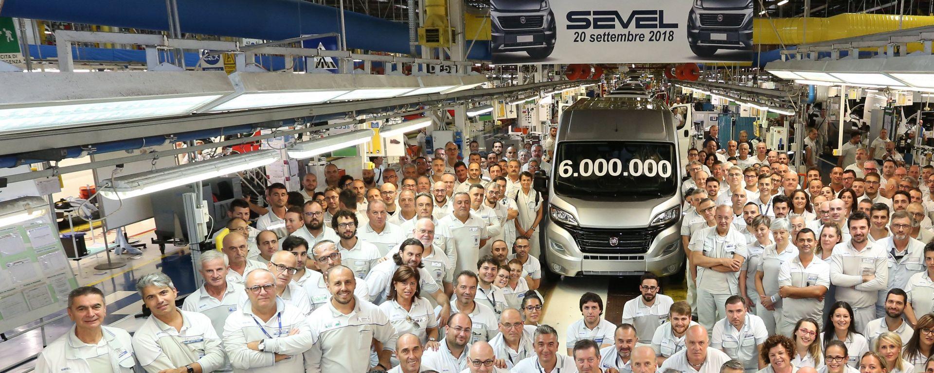Fiat e PSA, accordo fino al 2023 per i van: assunzioni in vista in Italia