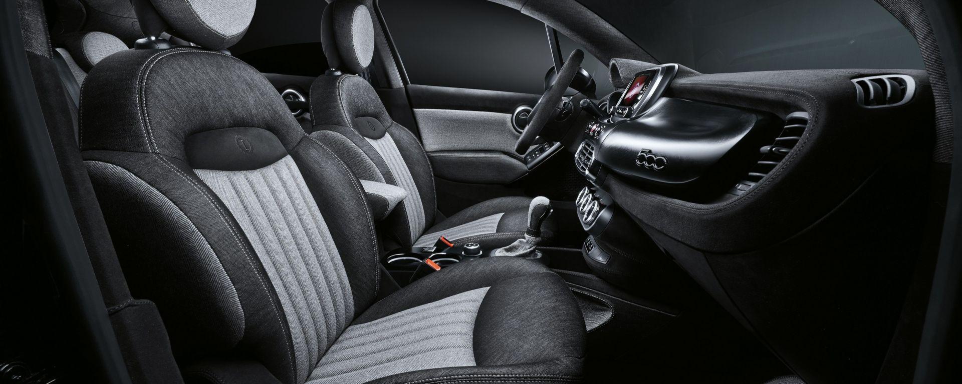 Fiat 500X Black Tie