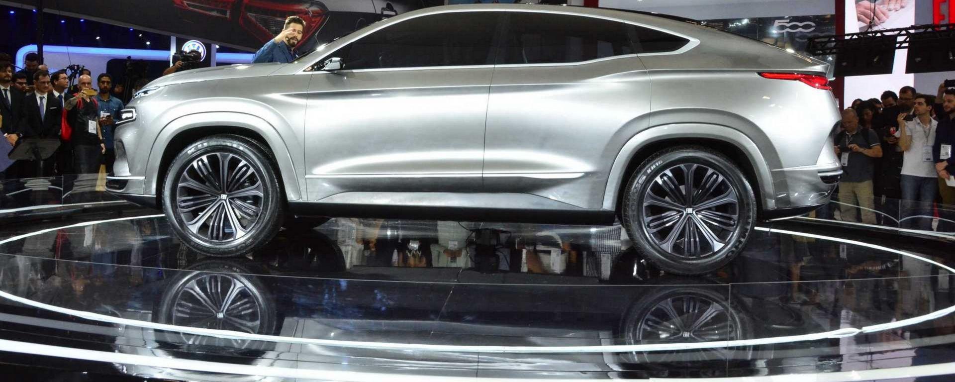 Fiat Fastback Concept, si farà o non si farà il Suv coupè?