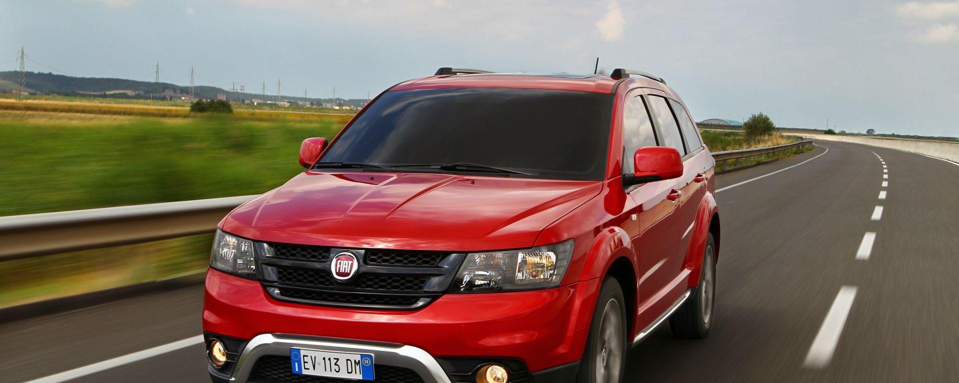 Fiat Freemont: problema ai cablaggi per 770.000 esemplari