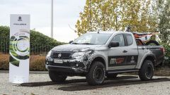 Fiat Fullback Cross, basta con i soliti pick up - Immagine: 30