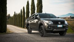 Fiat Fullback Cross, differenziale Torsen di serie