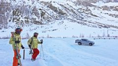 Fiat Fullback: drifting sul ghiaccio [Video] - Immagine: 7