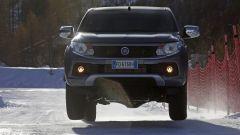Fiat Fullback: drifting sul ghiaccio [Video] - Immagine: 8