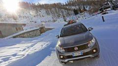 Fiat Fullback: drifting sul ghiaccio [Video] - Immagine: 10