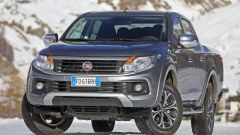Fiat Fullback: drifting sul ghiaccio [Video] - Immagine: 12