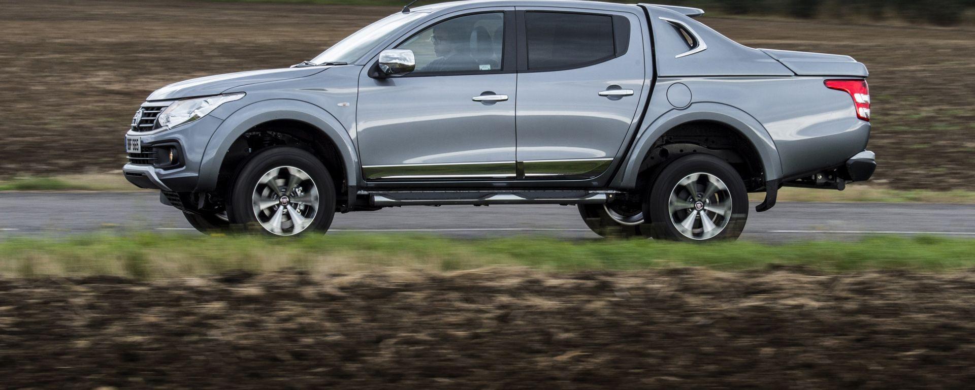 Fiat Fullback è pronto a lasciare il mercato UK