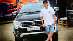 Fiat Fullback e Tony Cairoli, eroi del fango