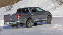 Fiat Fullback: drifting sul ghiaccio [Video] - Immagine: 1