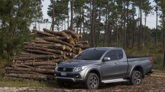 Fiat Fullback: la portata massima complessiva supera la tonnellata