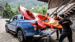 Fiat Fullback: storie di rafting e offroad fra i bricchi   - Immagine: 5