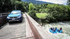 Fiat Fullback: storie di rafting e offroad fra i bricchi   - Immagine: 21