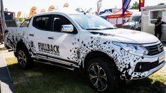 Fiat Fullback, paddock MXGP