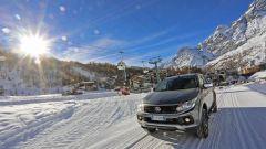 Fiat Fullback: pickup di taglia media (528 cm)