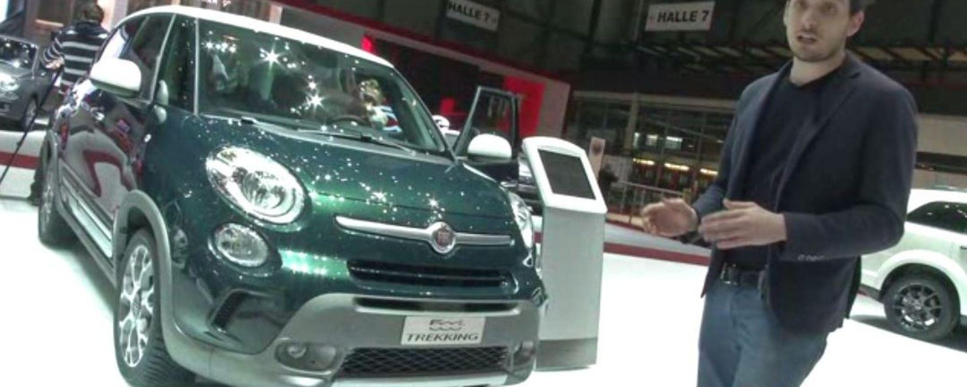 Salone di Ginevra 2013: Fiat