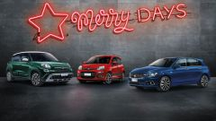 "Fiat ""Merry Days"", l'iniziativa prenatalizia"