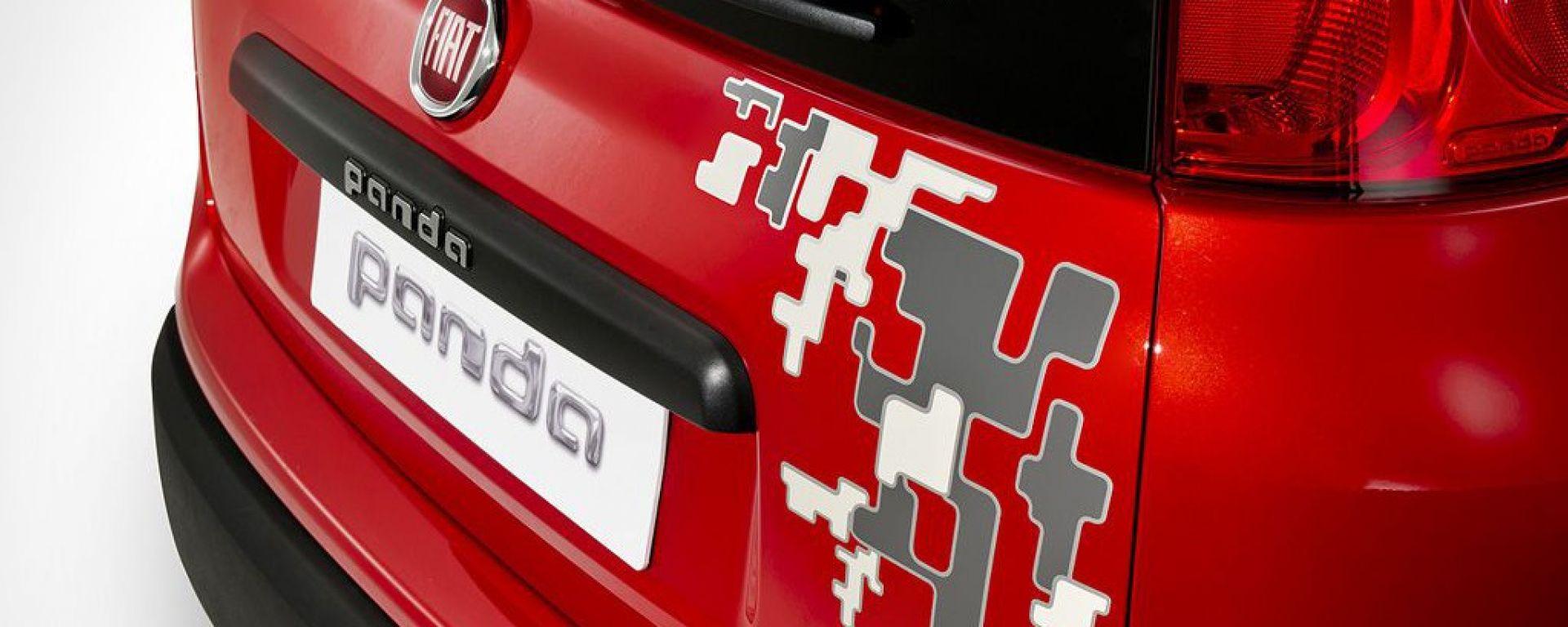 Fiat Panda 2012: nuova gamma accessori