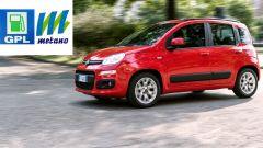 Fiat Panda 2019, meglio metano o Gpl? Prezzi e consumi a confronto