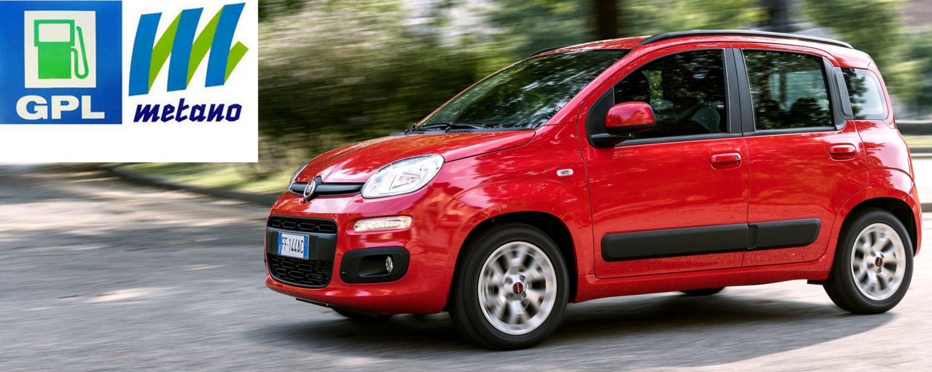 Fiat Panda, meglio a metano o a Gpl? Guida all'acquisto