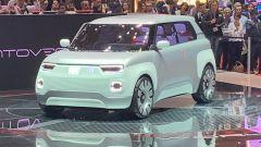 Fiat Concept Centoventi, leggasi nuova Fiat Panda - Immagine: 6