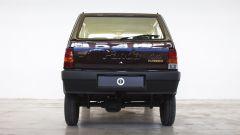 Fiat Panda 4x4 Icon-e, serie Panderis