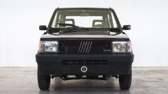 Fiat Panda 4x4 Icon-e, una creazione di Garage Italia Custom