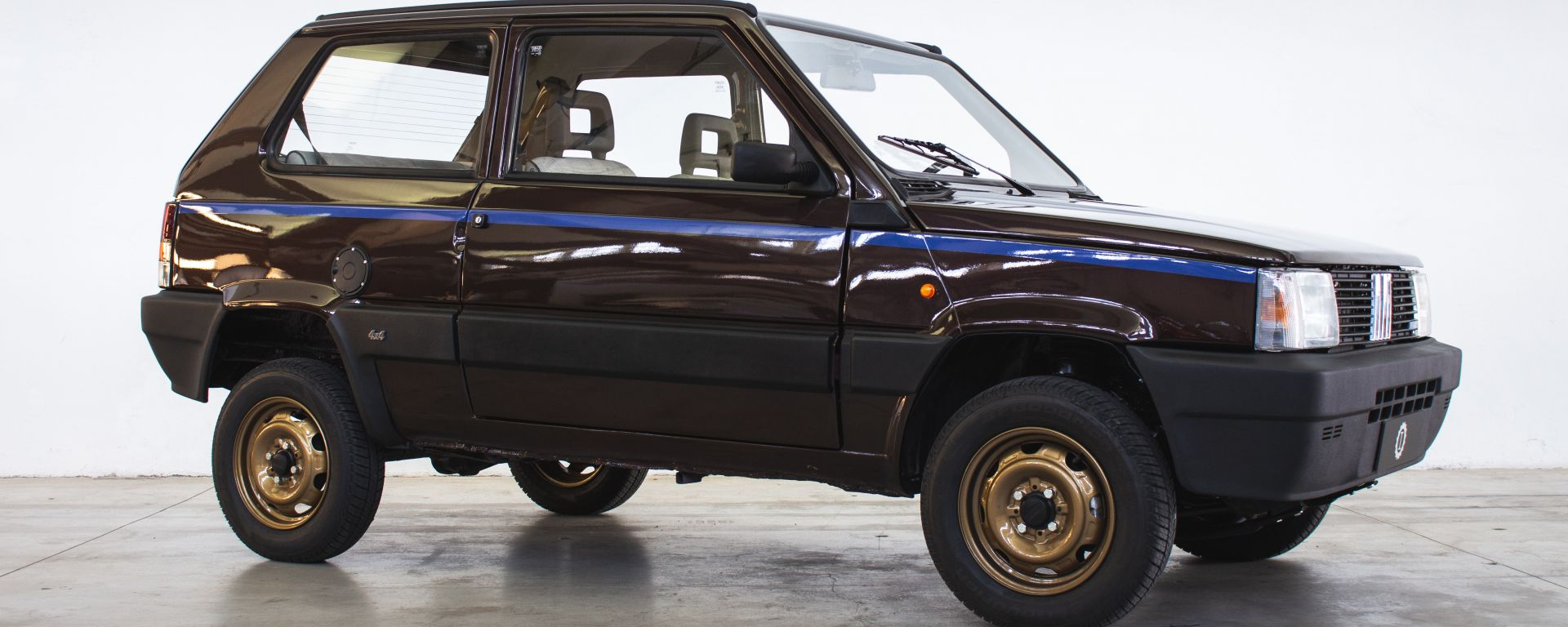 Fiat Panda 4x4 Icon-e