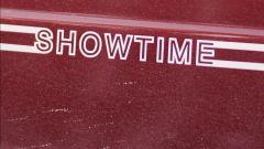 Fiat Panda 4x4 Showtime: dettaglio della personalizzazione