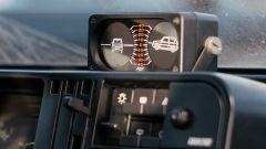 Fiat Panda 4x4 Showtime: il clinometro che era tipico della Panda Sisley