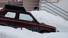 Fiat Panda 4x4 Showtime: il colore si ispira al bordeaux Cricketball di Bentley