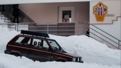 Fiat Panda 4x4 Showtime: reginetta dei paesi di montagna