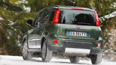 Fiat Panda 4x4 vs Dacia Duster 4WD  - Immagine: 5