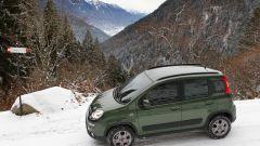 Fiat Panda 4x4 vs Dacia Duster 4WD  - Immagine: 6