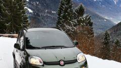 Fiat Panda 4x4 vs Dacia Duster 4WD  - Immagine: 7
