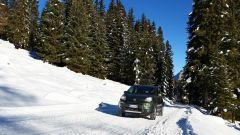 Fiat Panda 4x4 vs Dacia Duster 4WD  - Immagine: 9