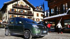 Fiat Panda 4x4 vs Dacia Duster 4WD  - Immagine: 10