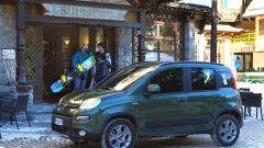 Fiat Panda 4x4 vs Dacia Duster 4WD  - Immagine: 11