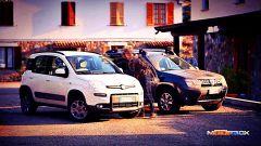 Fiat Panda 4x4 vs Dacia Duster 4WD  - Immagine: 4