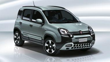 Fiat Panda 500 Hybrid, in arrivo a febbraio