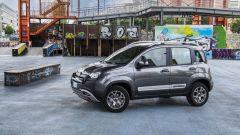 Fiat Panda Cross 2017: la rinnovata citycar italiana a trazione integrale debutta al Salone di Parigi 2016