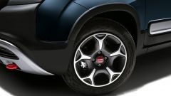 Fiat Panda Cross, i cerchi