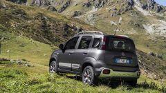 Fiat Panda Cross m.y. 2017: anche al posteriore ci sono numerose novità estetiche