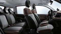 Fiat Panda Cross MY 2017: i nuovi rivestimenti per i sedili
