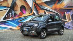 Fiat Panda Cross m.y. 2017: il look da offroad la differenzia esteticamente dalle versioni normali