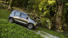 Fiat Panda Cross m.y. 2017: la trazione è integrale con differenziale elettronico