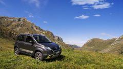 Fiat Panda Cross m.y. 2017: l'altezza da terra è maggiorata, per una migliore agilità in offroad